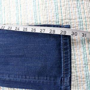 DL1961 Jeans - DL1961 Riley Boyfriend 29 Distressed Savage Jeans